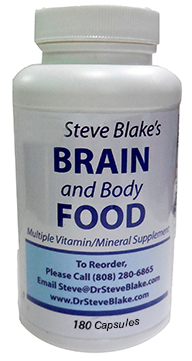 Brain and Body Food